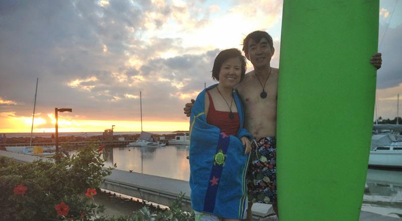 Korean_surf_family_oahu