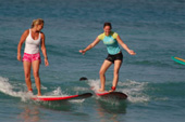 All Girlfriend, Guys, Family Getaways and Aloha Surf Clinics with Nancy Emerson