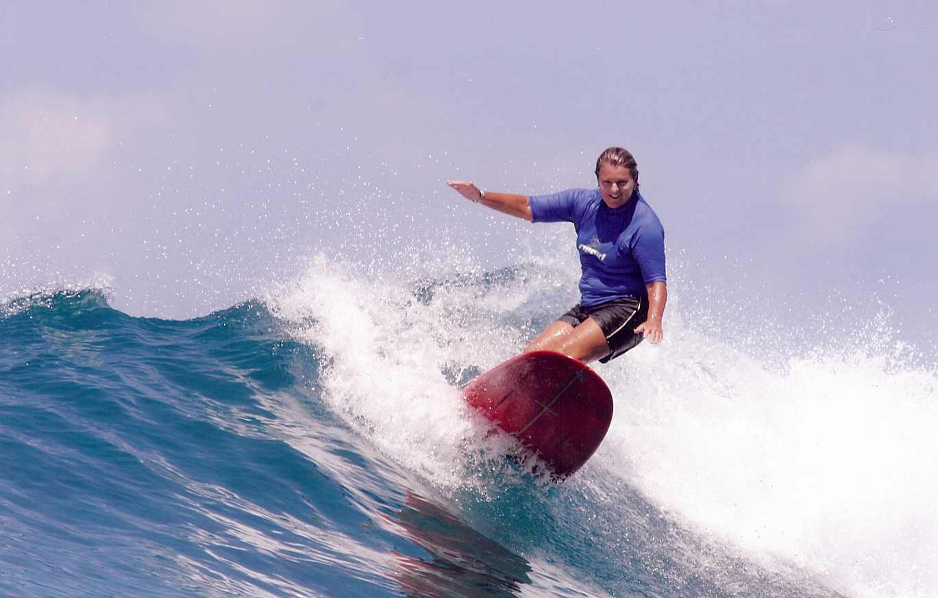 Nancy Emerson Returns to Hawaii & Reopens Aloha Surf Clinics Nancy Emerson