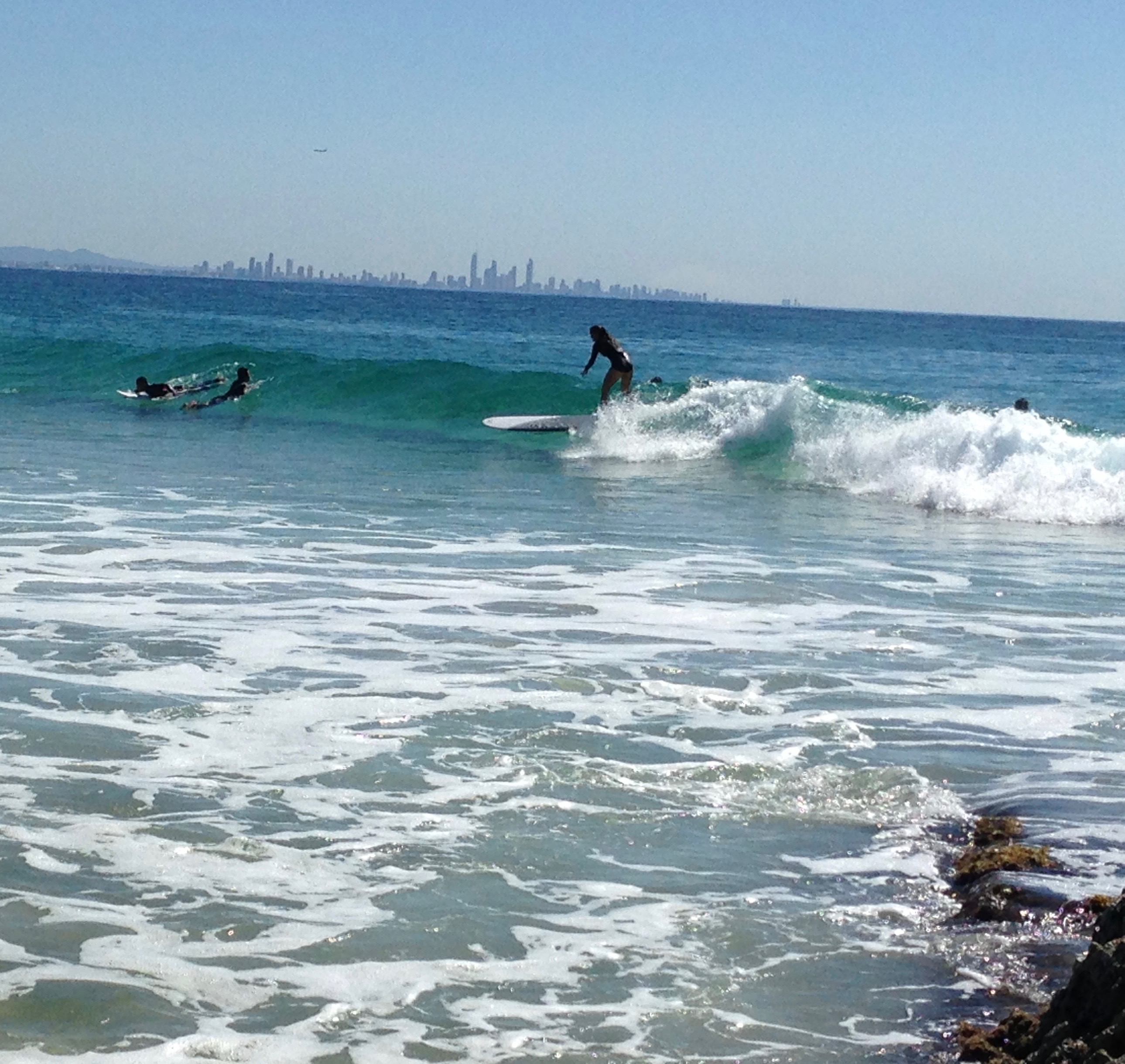 Gold Coast Surf Lessons Coolangatta Australia