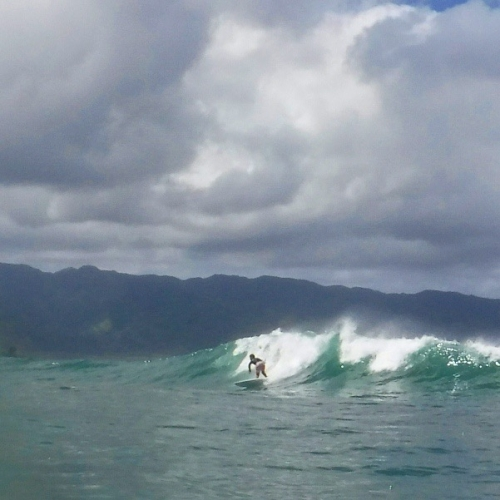 Surfing Lifestyle Over Thanksgiving