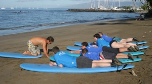 learn to surf with the best in hawaii