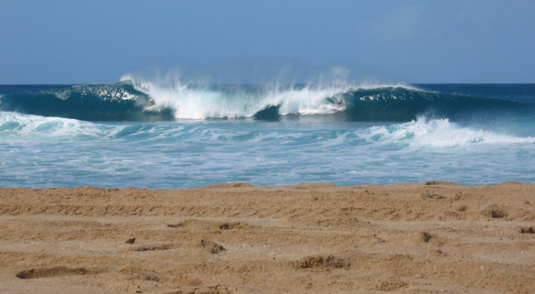 Hurley Australian Open of Surfing, Waves, Air's, Fanning & Carissa