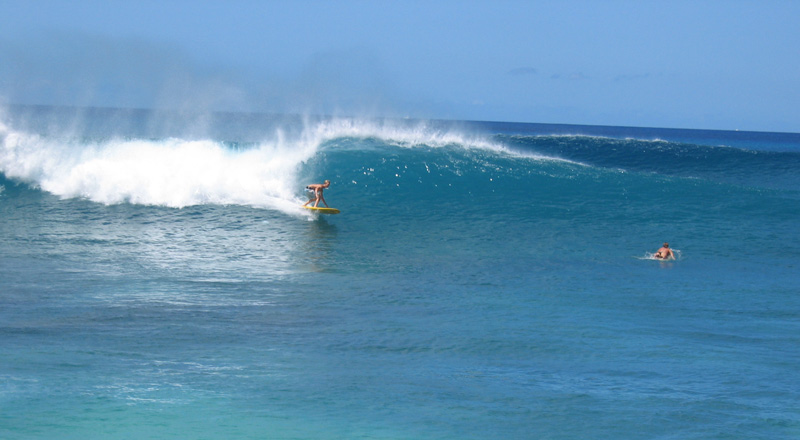 Do You Know to Paddle Around the Impact Zone When Surfing